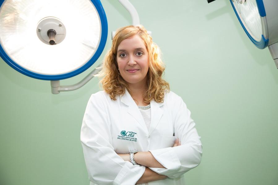 Entrevista a la Dra. Cristina de Hoyos
