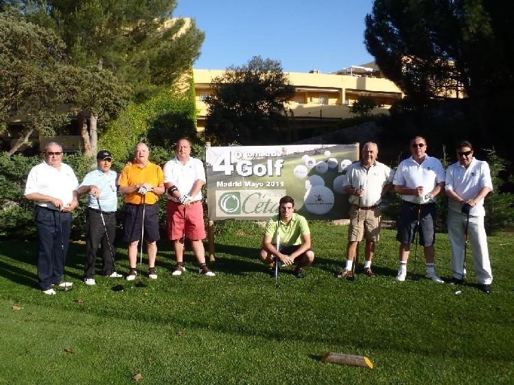 IV Trofeo de Golf Clínicas CETA