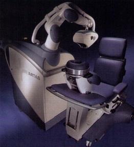 Robots para extracción de unidades foliculares